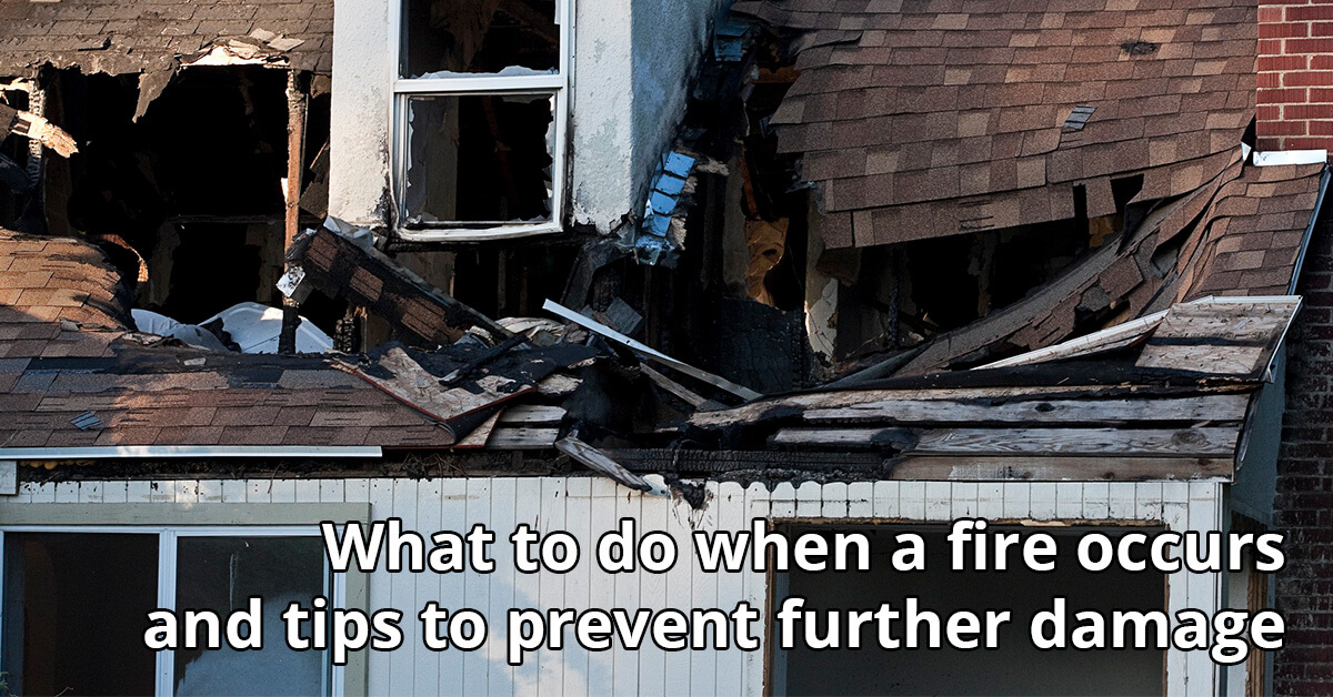 Smoke and Soot Removal Tips in Erlanger, KY