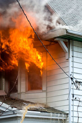 Fire, Smoke and Soot Damage Restoration in Charlottesville, VA