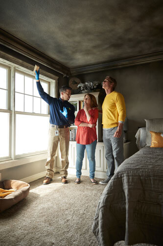 Fire and Smoke Damage Cleanup in Palmyra, VA