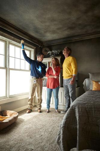 Fire and Smoke Damage Restoration in Schuyler, VA