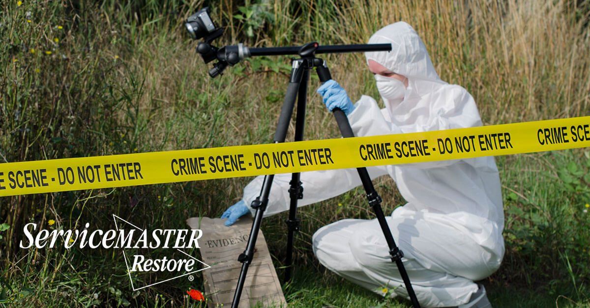 Forensic Cleaning Services in Orange, VA