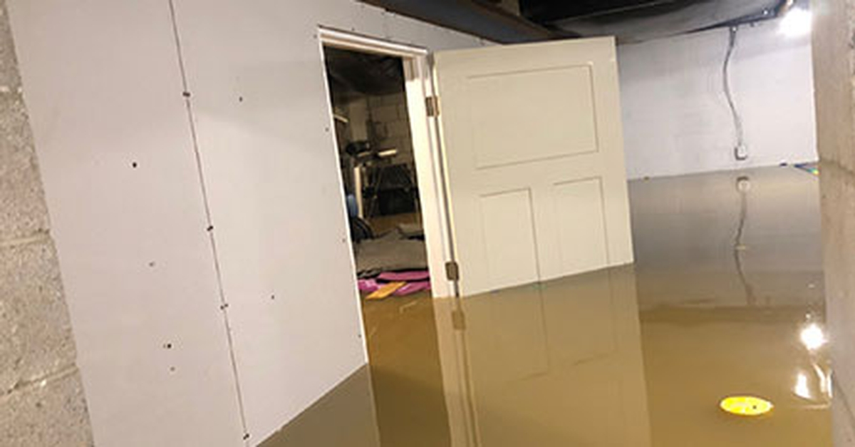 Where is the Water in My Basement Coming From?