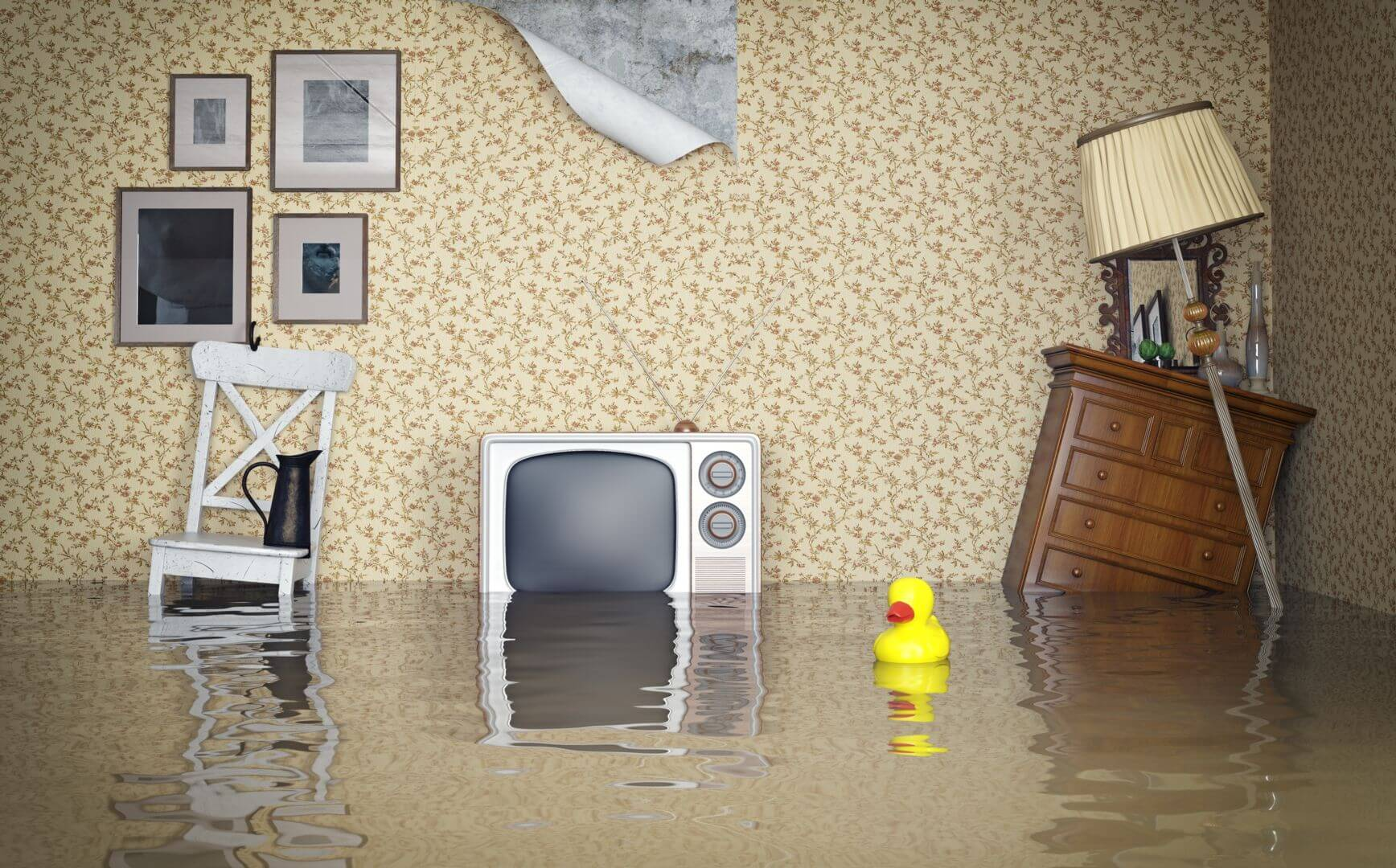 Water Damage Restoration in Louisville KY