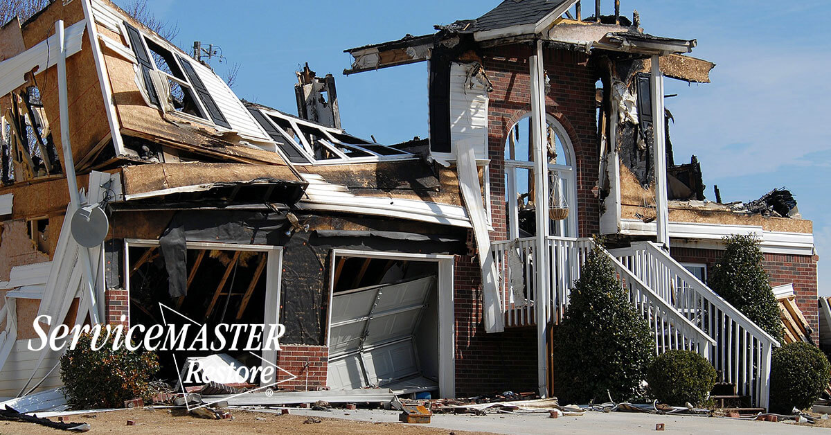 Fire Damage Cleanup in Eubank, KY