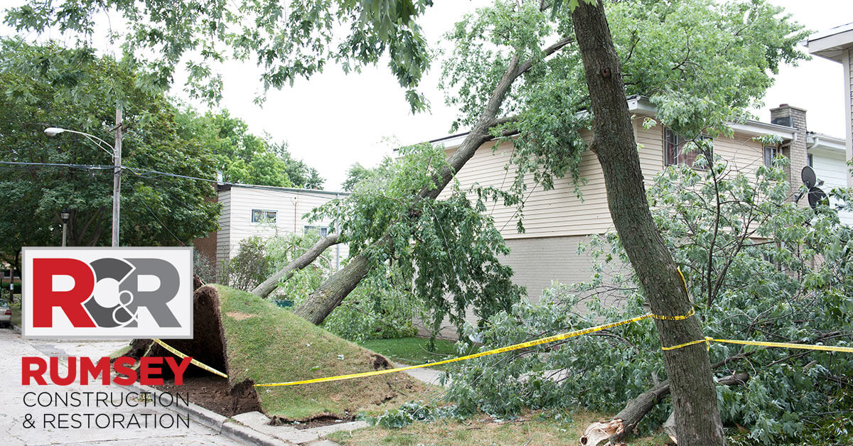 Storm Debris and Tree Removal in Belmont, NC