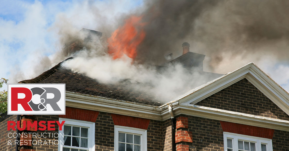 Fire and Smoke Damage Cleanup and Repair in Mount Holly, NC