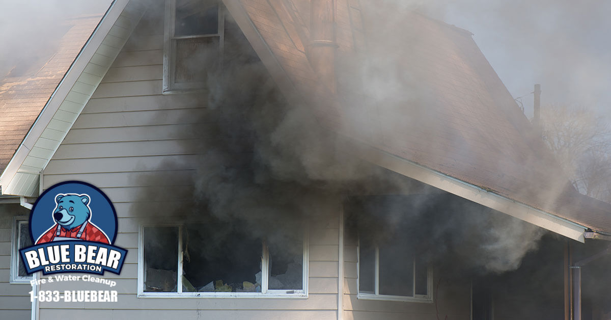 Fire and Smoke Damage Cleanup in Pittsford, NY