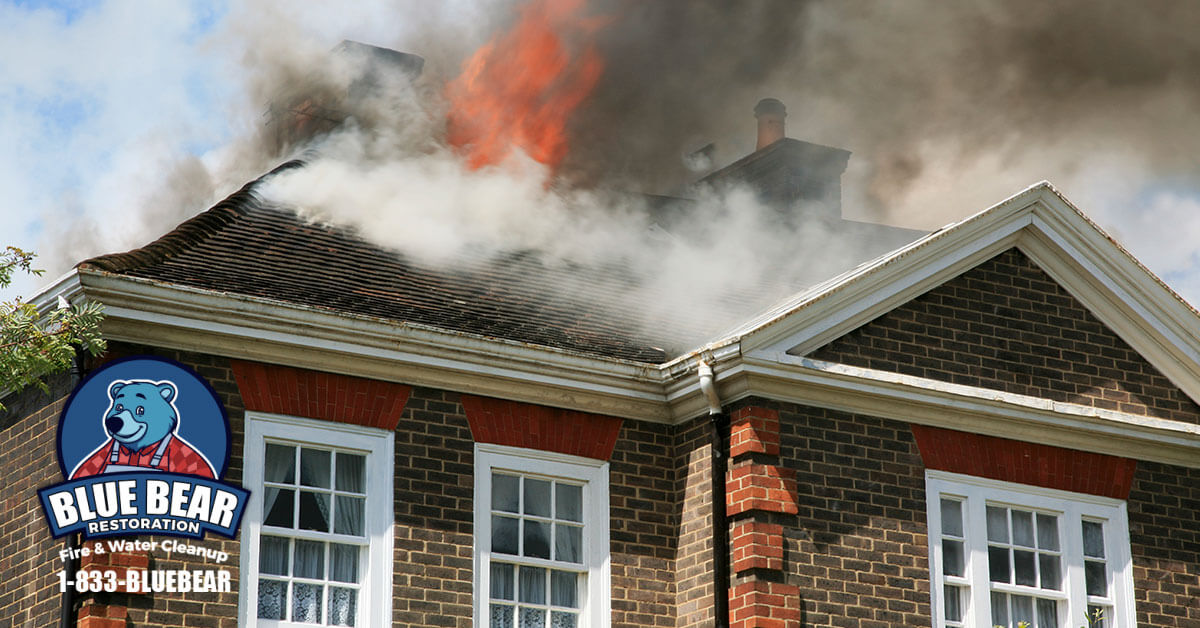 Fire Damage Cleanup in East Rochester, NY