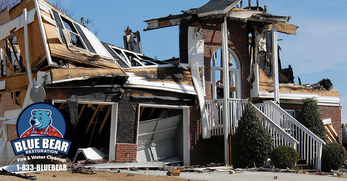 Fire and Smoke Damage Cleanup in Fairport, NY