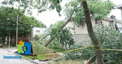 Storm Damage Mitigation in Sparta, TN