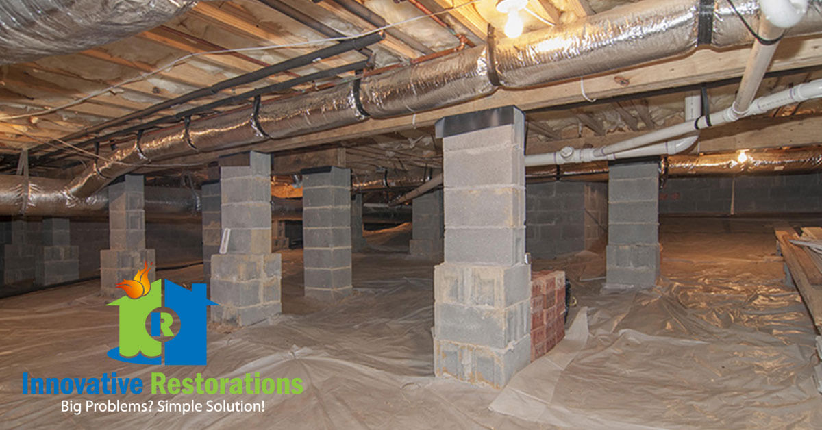 Crawl Space Restoration in Baxter, TN