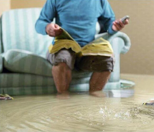 Water Damage Repair in Clarksville, IN
