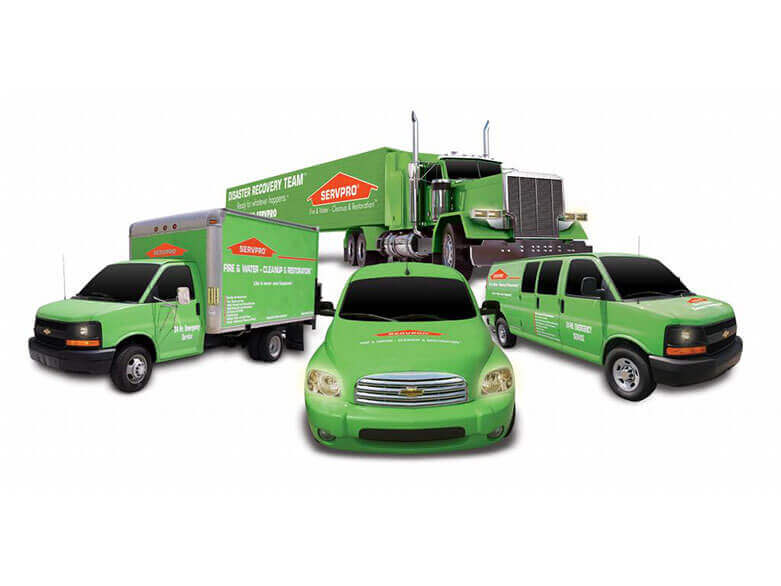 SERVPRO of Reno East/Central Sparks  provides disaster restoration in Reno, NV