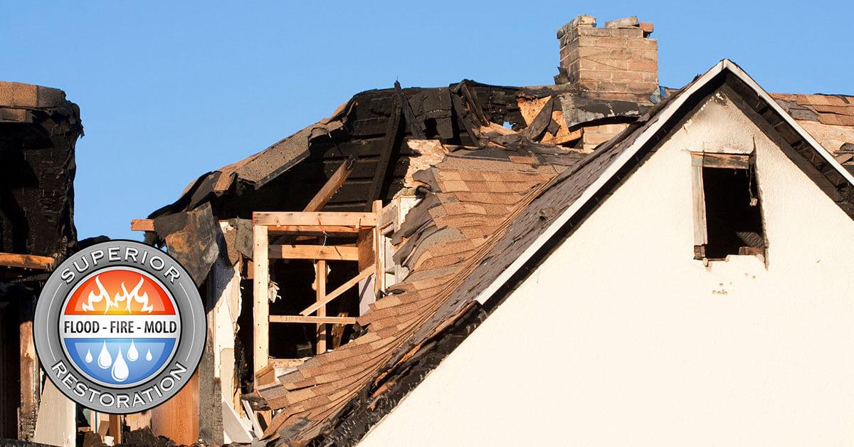Fire Damage Remediation in La Mesa, CA