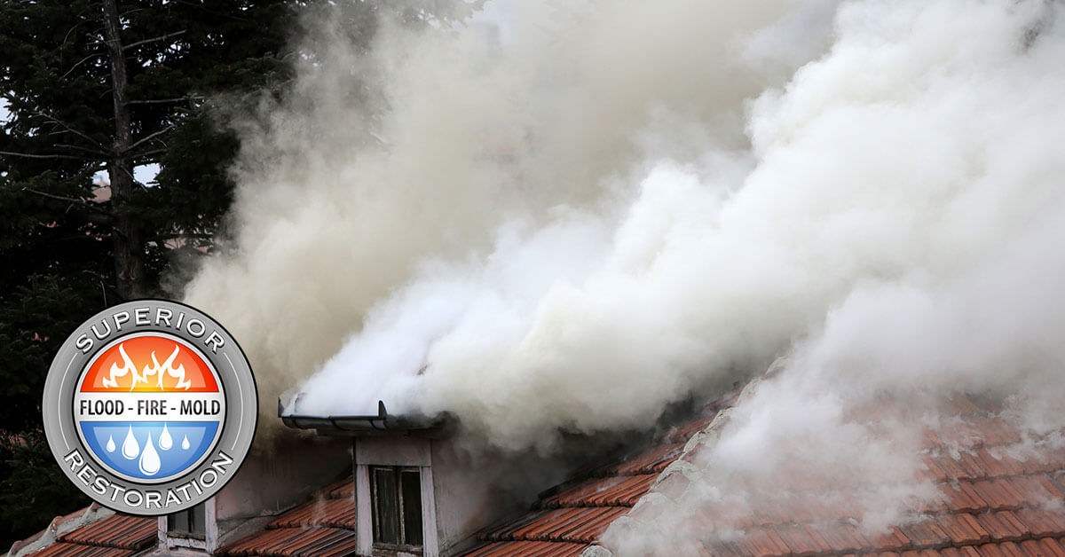 Fire and Smoke Damage Cleanup in Laguna Niguel, CA