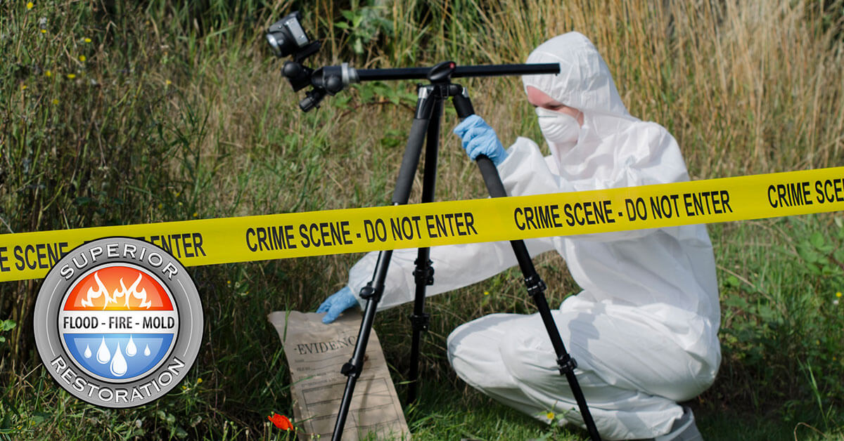 Crime Scene Cleaning in Orange County, CA