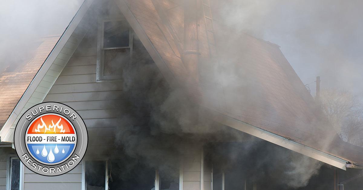 Fire Damage Mitigation in Del Mar, CA