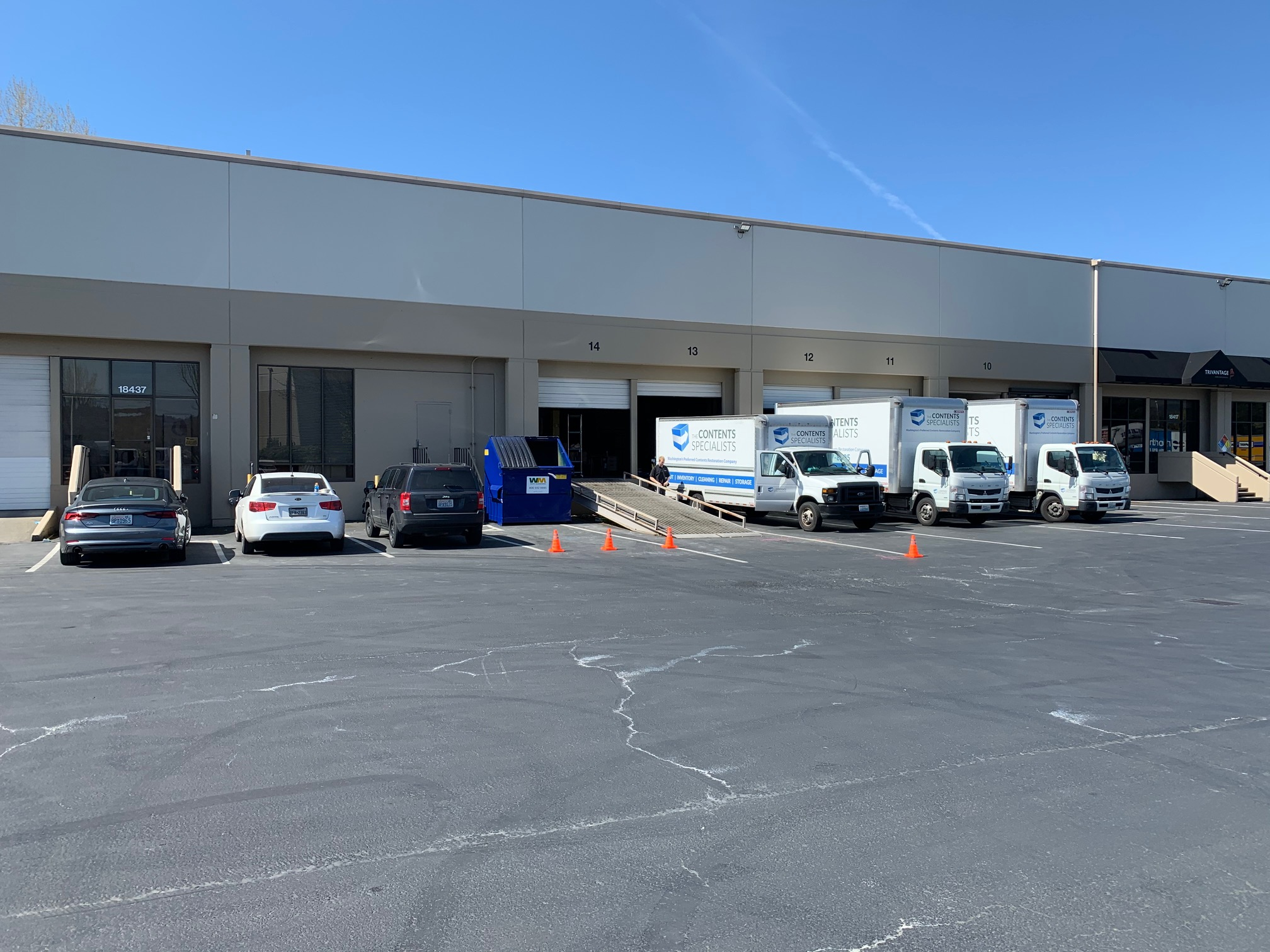Professional inventory, packing, and storage company in Washington