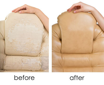 leather restoration in King County Washington.