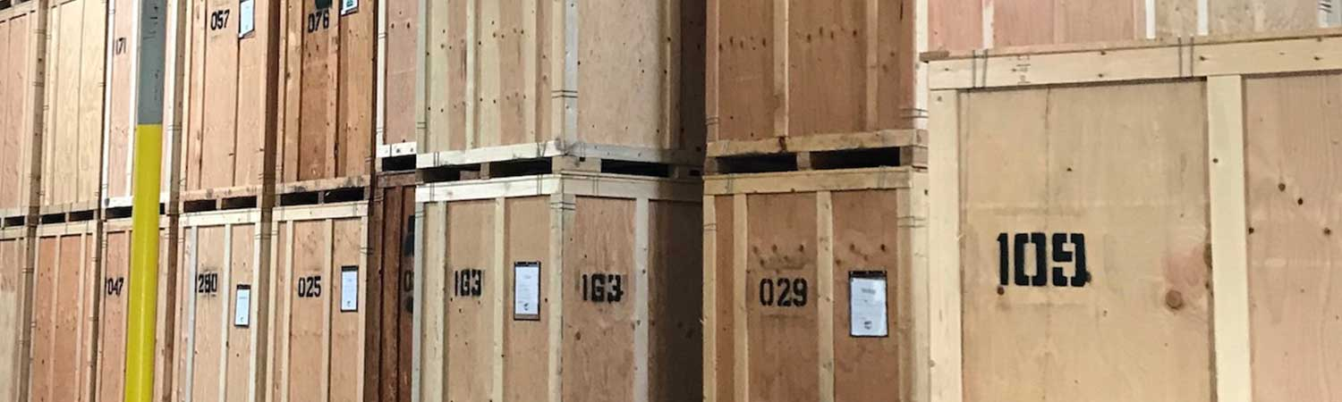 Climate Controlled Secured Storage in Washington