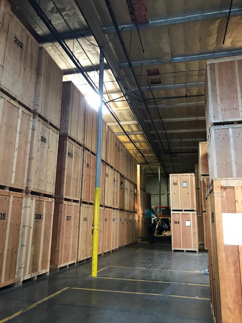 Secured Storage Facility in Washington