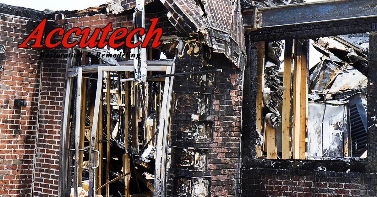Professional Fire and Smoke Damage Repair in North Port, FL