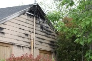 fire damage cleanup and restoration in