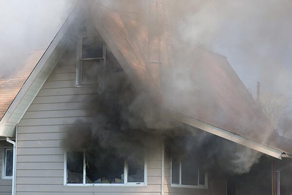 Fire and Smoke Damage Restoration in North Port, FL