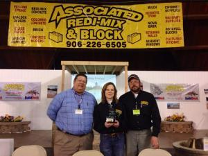 Best Multiple Booth – Associated Redi-Mix & Block