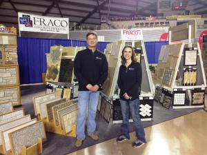 Best Multiple Booth & Best of Show – Fraco Concrete Products