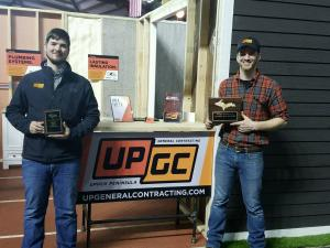 Top New Vendor -Upper Peninsula General Contracting & BEST OF SHOW!