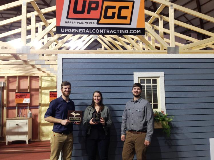 Top Multiple Booth – Upper Peninsula General Contracting