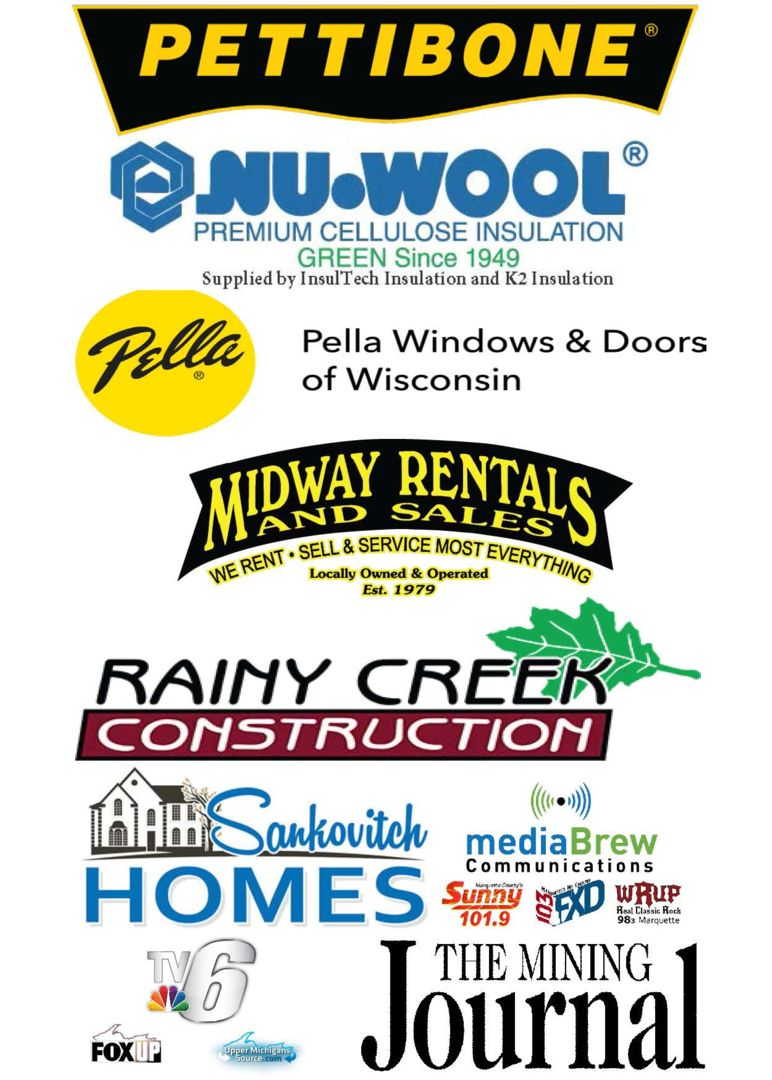 U.P. Builders Show Sponsors