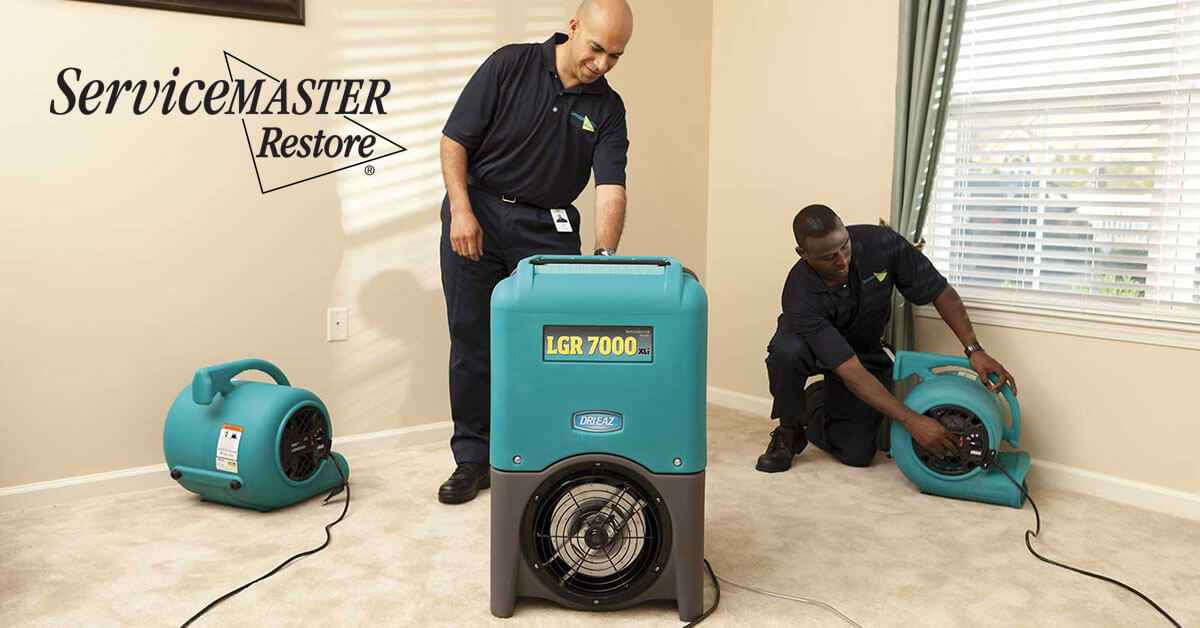 Professional Water Damage Restoration in Florin, CA