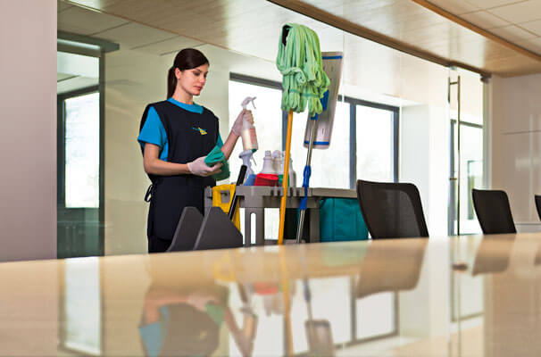 Building Cleaning Services in Rumsey, CA