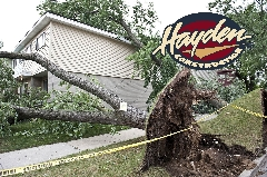 Storm Damage Restoration in Southern Pines, NC