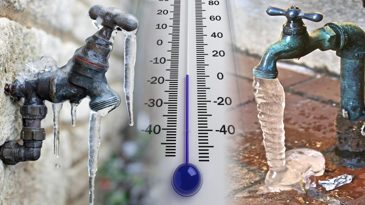 Frozen Pipe Restoration in Rockingham, NC