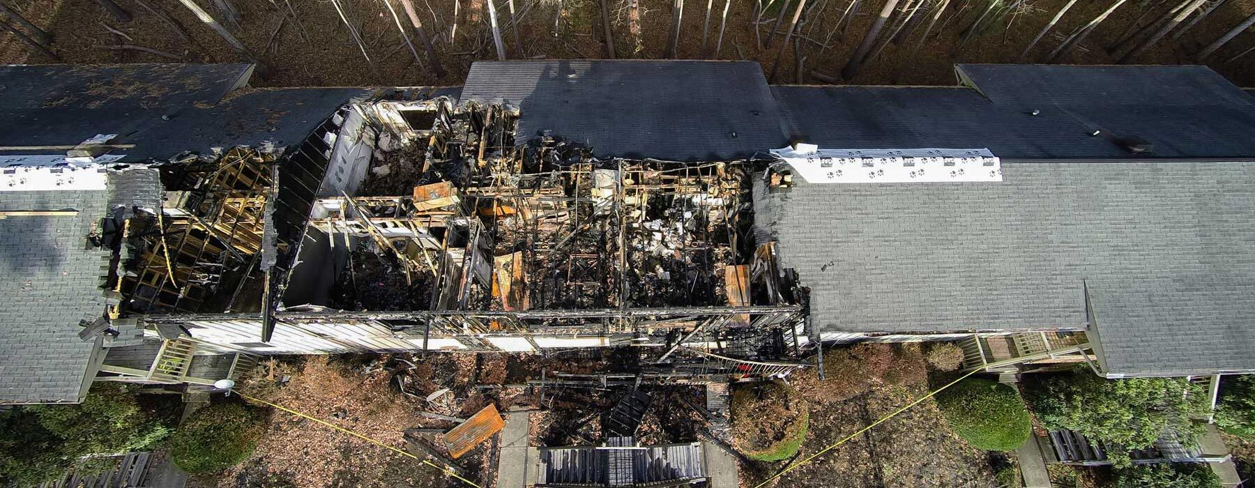 Fire Damage Restoration in Rockingham, NC