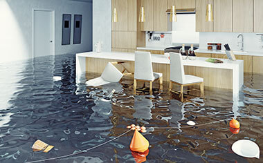 water damage in Rockingham, NC