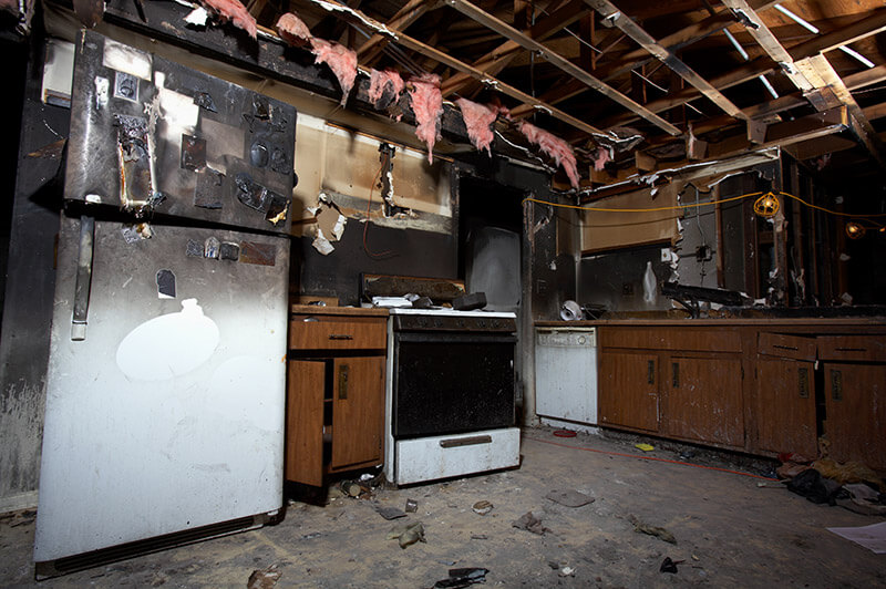Fire Damage Restoration in ,