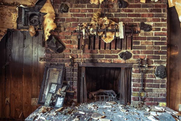 Fire Damage Repair in Fort Lee, VA