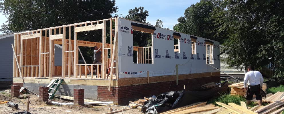 New Home Construction in Richmond, VA