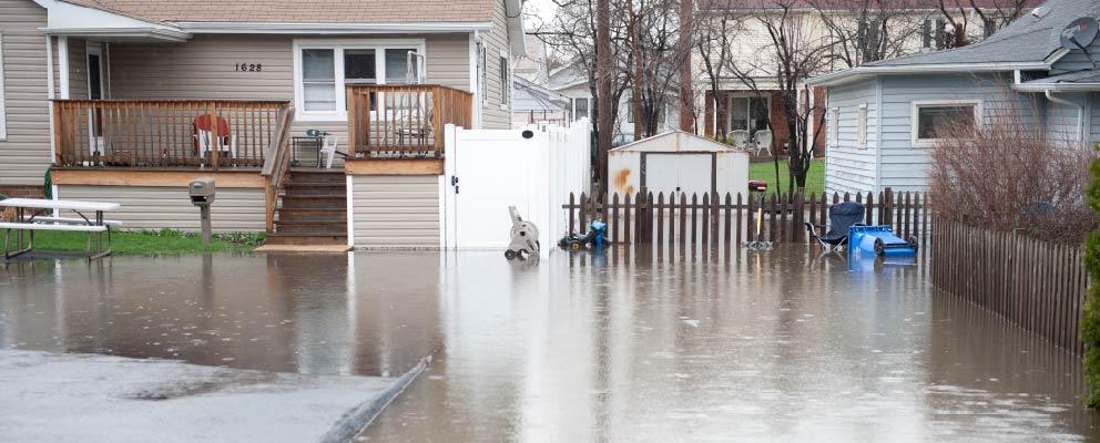 Water Damage Repair in Richmond, VA