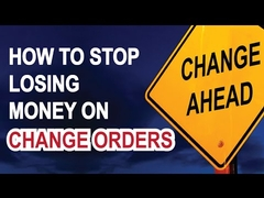 STOP Messing Up Customer Change Orders