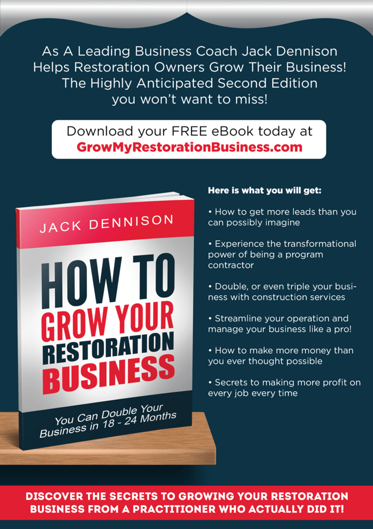 grow restoration business