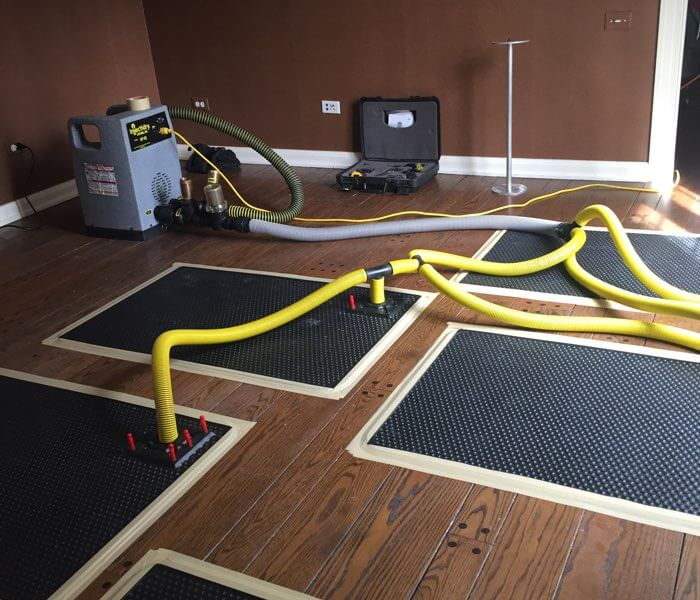 Water Damage Mitigation in Leo-Cedarville, IN