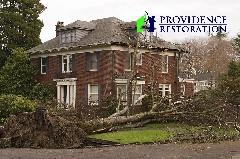 Wind Damage Restoration in Stallings, NC