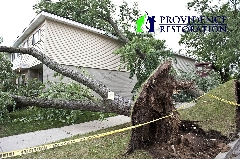 Storm Damage Restoration in Charlotte, NC