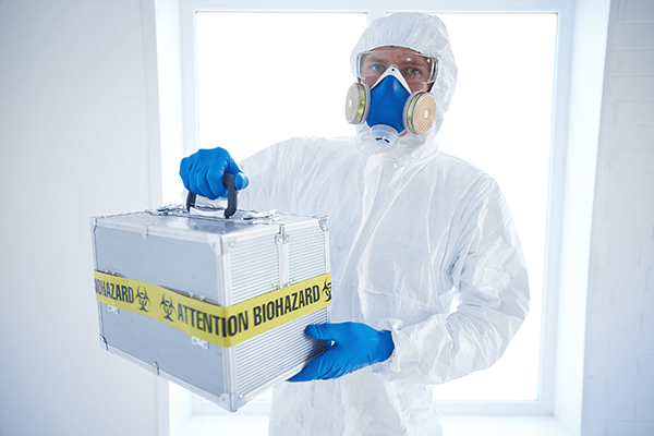 Biohazard Removal & Biohazard Cleanup in Monroe, NC