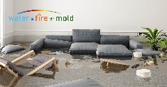 Water Damage Cleanup in Doyle, TN